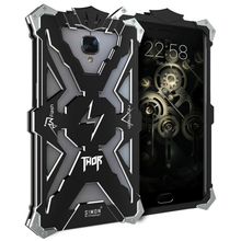 For Oneplus 3 Case Zimon Original Design Armor Heavy Dust Metal Aluminum Phone Bag Cover Cases for Oneplus3 One Plus 3 5.5 Inch