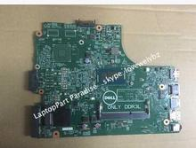 Original For Dell 3542 3442 Laptop motherboard HRG70 0HRG70 mainboard with Celeron CPU