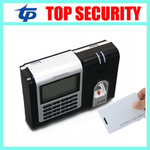 wholesale zk biometric fingerprint time attendance optional printer function web server TCP/IP linux system RFID time attendance(China)