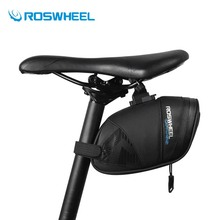 Buy ROSWHEEL Bycicle Bag Rainproof Road MTB Bicycle Saddle Rail Bag Panniers Bike Tool Bag Accessories Cycling Rear Seat Pouch for $28.23 in AliExpress store