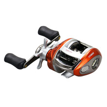 Right or Left hand Baitcasting Reel 12+1BB 6.3:1 Bait Casting Fishing Reel Magnetic brake Water Drop Wheel Coil(China)