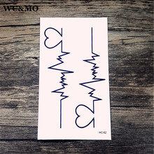 10.5x6cm New temporary tattoo sex products flash tattoo henna for body fashion Waterproof tattoo stickers CH62 WU&MO