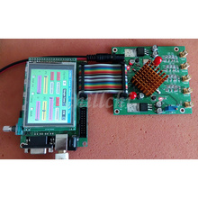 AD9854 full function version DDS signal generator module STM32TFT touch screen control frequency rotary encoder