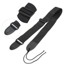 New 1pcs Guitar Strap Acoustic Electric Guitar Bass Nylon Adjustable Belt Guitar Strap Adjustable Length 71-124cm