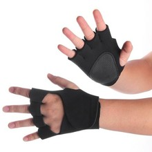 Elastic Training Exercises Wristband Outdoor Sports Hand Wrist Brace Black Wrist Support