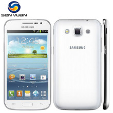 Samsung Galaxy Win I8552 mobile phone Original unlocked i8552 cell phone Quad Core Dual sim 4.7'' 5MP WIFI GPS cell phone
