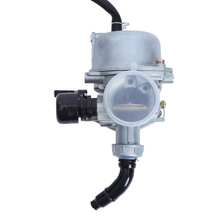PZ19 Lever New Choke Carburetor For Honda CRF Carb 50 70 90 110 125CC ATV With Handle Choke Fits Go Karts With 4 Stroke Engine(China)