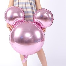 FANTASTIC IDEA Lovely Bunny Balloon, Cartoon Foil Birthday Party  Air Traveler Balloon Child Baby Toy Holiday Ball Decoration