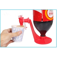 Portable Drinking Dispenser Soda Dispense Gadget Cool Fizz Saver Water Dispenser Machine Party Supplies(China)
