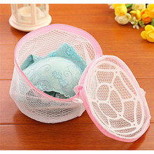 New Polyester Women Underwear Bra Lingerie Washing Bags Home Using Mesh Clothing Underwear Organizer Laundry Bag Wash care Pouch