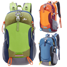 Ultralight Waterproof Nylon Backpack Outdoor Sports Bag 3D Breathable Unisex Travel Camping Trekking Mountaining Climbing Bags