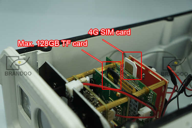 4g camera inside