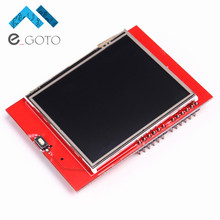 2.4 inch TFT LCD Touch Screen Shield Arduino UNO R3 Mega2560 Module Display Board - e_goto Processors Store store