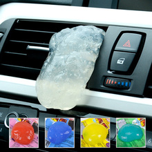 New Magical Car Air Outlet Vent Dashboard Conditioner Storage Box Cleaning Glue For Audi Q5 BMW F10 VW Golf Kia Rio Toyota Camry