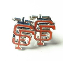 San francisco giants cufflink is the best choice for men gift(China)