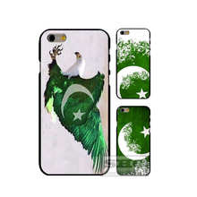 pakistan flag by isohail cell phone Cover Case For Huawei P6 P7 P8 P9 G9 Lite Honor 3 4 7 4X 4C V8 Sony-Ericsson Z2 Z3 Z4 Z5