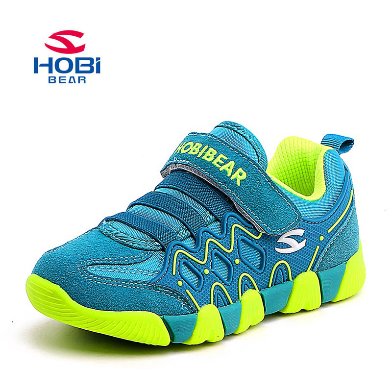 Kids Boys Running Sport Shoes Trainers Color Breathable Lighted Girls Children sport Sneakers Outdoor Shoes<br>
