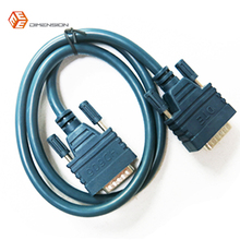 3FT High Quality Length Router Cable Cab-HD60MMX Lfh60 Dte/dce Smart Serial for Cisco Wic-1t, Nm-4t