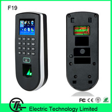 Biometric 3000 fingerprint users TCP/IP wiegand F19 fingerprint + keyboard +13.56MHZ IC card /smart card access control system