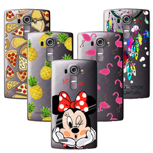Soft TPU Silicone Cover Phone Cases Cartoon Coque For LG G3 G4 G5 K10 Case Fundas bags conquer roque capa luxury accessories