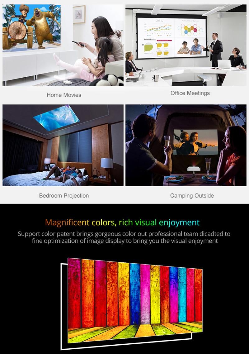 Vivicine Smart Mini Projector P8I (11)