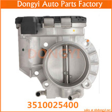 NEW HIGH QUALITY THROTTLE BODY FOR 3510025400 35100-25400