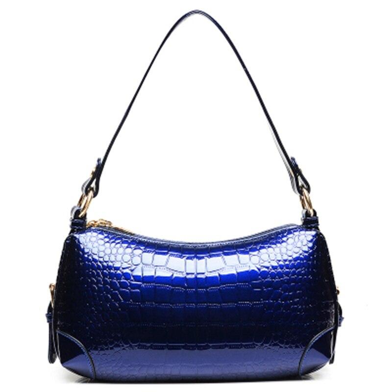 Fashion Womens Handbags High Quality Genuine Leather Women Satchel/Shoulder Bags Crossbody Messenger Bags Women Totes Bag Bolsa<br><br>Aliexpress