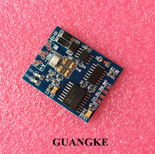 TTL to RS485 Module RS485 Signal Converter 3V 5.5V Isolated Single Chip Serial Port UART Industrial Grade Module(China)