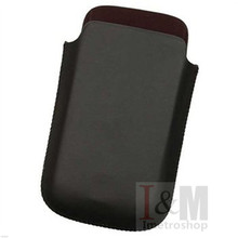 Mouse over image to zoom Genuine For Blackberry Leather Pocket Pouch Case For 9300 Curve 9780 ,9700 Bold BLAK