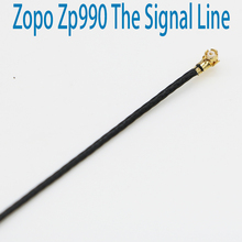Original Wifi Wire Antenna Line Signal Flex Cable ZOPO ZP990 Phone Connector Replacement Repair Parts - AiBaoQi 2016 Store store