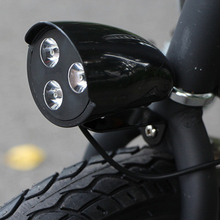 Buy China Electric Bike Bicycle Drift Tricycle Ebike Electric Scooter Skateboard Led Light E Bike Front Light Headlight Include Horn for $10.00 in AliExpress store