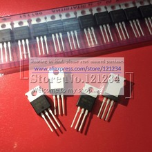 10PCS  IRF2807PBF IRF2807 TO - 220 MOSFET 75V / 82 field effect tube N channel