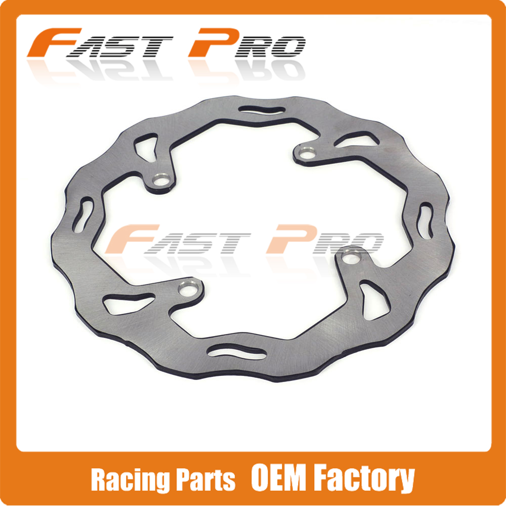 240MM Rear MX Wavy Brake Disc Rotor For KX125 KX250 KX250F KX450F KLX450R KX KXF KLX Motocross Enduro Supermoto Racing<br>