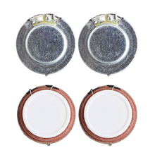 1 Set 2Pcs 4 Ohm 27mm 3W High Fidelity Audio Stereo Speaker Vibration Resonance