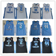 #15 Vince Carter #44 Justin Jackson #2 Joel Berry II North Carolina Tar Heels college basketball jersey