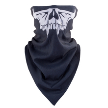 Hot Sale Winter Face Skull Mask Fleece Motorcycle Hat Snowboard Hood Wind Cap Bicyle Ski Balaclavas Scarf Outdoor Warm Hats