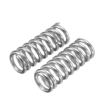 10pcs/lot Makerbot MK8 3D Printer Spring Reprap Prusa i3 3d Impressora 3D Printer Kit Adjustment Spring For Heating Bed 10mm(China)