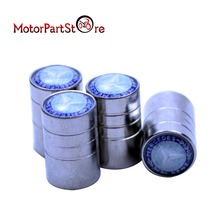 4pcs/lot Car Emblem Auto Tire Valve Caps for Benz Safety Wheel Tyre Air Valve Stem Cover for Mercedes $