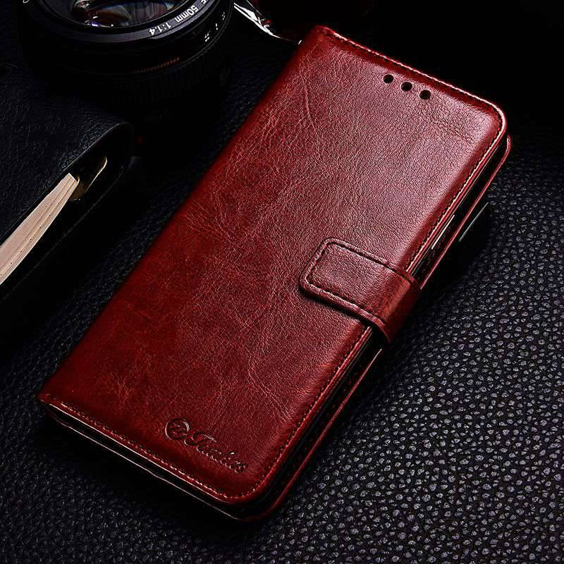 S9 S9+ Luxury Flip Leather Case For Samsung Galaxy S9 S9 Plus Wallet Card Pocket Coque Cover For Samsung S9 S9 Plus Case Fundas (7)