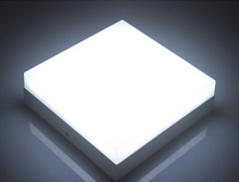 Square/Round Ceiling LED Panel Down Light 6W 12W 18W 24W AC85-265V  Surface mounted LED Ceiling Lamp is 2835SMD Aluminum PCB
