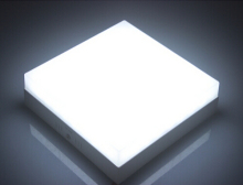 Square/Round Ceiling LED Panel Down Light 6W 12W 18W 24W AC85-265V Surface mounted LED Ceiling Lamp is 2835SMD Aluminum PCB(China)