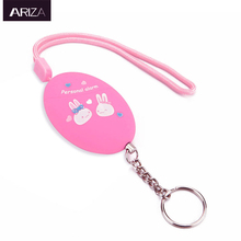 Buy 2017 new model self defense personal keychain alarma accept customized women kids girls students elderly for $4.21 in AliExpress store