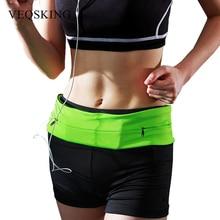 S/M/L/XL Running Waist Bag Mobile Phone, Women Men Sport Waist Pack, Elastic Gym Running Waist Belt Running Accessories