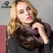 2015 knitted muffler scarf female autumn and winter fashion thickening fur muffler scarf pullover mohair scarf cape