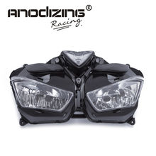 Hot Sales Motorcycle Headlight HID LED Frontlight For Yamaha R25 R3 2014-2016 Front Head Lamp Lighting Parts