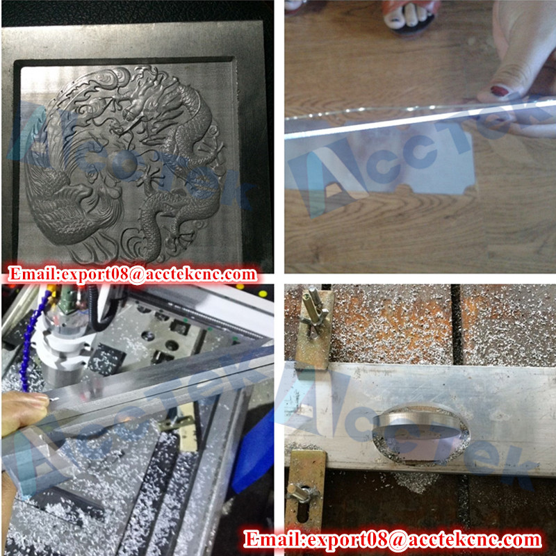 ALUMINUM SAMPLE