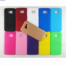 For Samsung Galaxy S8 Plus S7 Edge S7Edge Rose Yellow Purple Green Blue Pink Red Case Cover Shell