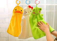 High Quality Various Pattern Design Various Color Hand Towel Dry Hand Wipe Face Clean Hand Bathroom Gadget