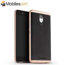 for Xiaomi Redmi Note 2 Case Anti-knock PC+TPU with Frame luxury Silicone Back Cover Phone Case for Xiaomi Redmi Note 2 Prime