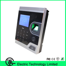 Touch keyboard fingerprint access control RFID access control and time attendance M80 Free software TCP/IP communication